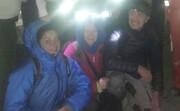 گرفتار شدن سه گردشگر فرانسوی در باتلاق «بندر رحمانلو» | توضیحات آتشنشانی تبریز