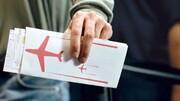 بلیت هواپیما هم دوباره گران میشود؟ | واکنش رئیس سازمان هواپیمایی | فهرست قیمت بلیت در مسیرهای داخلی
