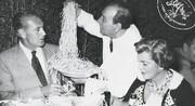 چرا فتوچینی آلفردو به نماد پاستاها تبدیل شد؟│ چهرههای مطرح در رستوران نصرت ایتالیاییها؛ از جان اف کندی تا هیچکاک و الیزابت تیلور