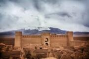 ارگ راین کرمان؛ دژ خشتی ایران باستان | دومین بنای خشتی جهان به جا مانده از ساسانیان