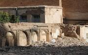 تخریب یک بنای دوره پهلوی در سبزوار | مالک از شهرداری مجوز تخریب گرفت!