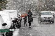 تهران دوباره برفی میشود | قصد سفر دارید از وضعیت هوا مطلع شوید