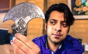 سانحه برای هنرمند جوان اصفهانی | معاون صنایع دستی درگذشت کیانی را تسلیت گفت