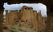 بهستان ؛ قلعهای اسیر در دودکشهای جن | دژی تاریخی در کنار رودخانه قزل اوزن