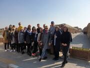 فعالان گردشگری لهستان وارد ایران شدند