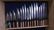 سفر به دنیای فلزکاری سنتی در ژاپن با قدمت ۸۰۰ ساله | چاقوهای معروف ژاپنی چطور ساخته میشود؟