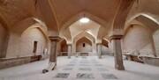 پیشرفت 90 درصدی مرمت حمام تاریخی مسجد جامع شهرکرد