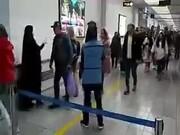 اختلاف نظرها در مورد پیشگیری کرونا در فرودگاه امام (ره) | خلاصه کرونا از مرز رد میشود یا خیر؟