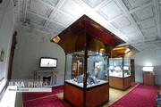 تعطیلی یک هفتهای موزه آبگینه و سفالینه