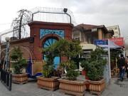 ساختمان و مرکز چاپ و نشر مجله توفیق تخریب شد