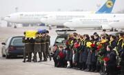 ساخت پارکی در اوکراین برای یادبود قربانیان هواپیمای اوکراینی