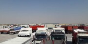 کرونا مرز مهران را بست | عراق تا اطلاع ثانوی مرزهایش را با ایران بست