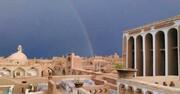 مسجد جامع تاریخی عقدا تخریب شد؟