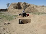 ۶ هزار سال پیش سیستم مدیریت اداری در تم گاوان کرمان وجود داشت