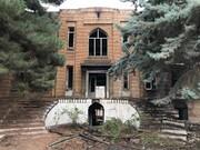 میراث فرهنگی کرمانشاه: شورای تامین به موضوع آتشسوزی بیمارستان مسیح کرمانشاه ورود کند