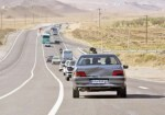 ترافیک سنگین در آزادراه تهران - قم بدون توجه به خطر گسترش کرونا