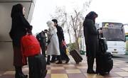 یک میلیون و ۲۱۳ هزار نفر با وجود خطر کرونا به مشهد سفر کردهاند
