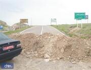 مسیرهای ورودی به مناطق گردشگری ایلام برای جلوگیری از گسترش کرونا مسدود شد