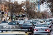 خیابانهای شلوغ تفرجگاههای ارومیه در روزگار کرونا