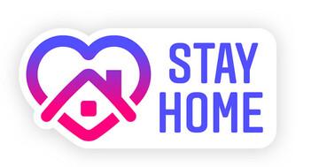 Stay Home یا در خانه بمانیم اینستاگرام چیست؟