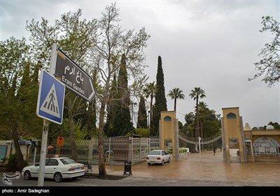 تعطیلی اماکن گردشگری شیراز در پی شیوع بیماری کرونا