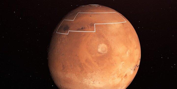 ناسا اسامی ۱۰ میلیون نفر را به مریخ ارسال میکند