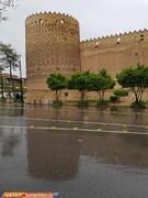شیراز هم از ترس کرونا شهر ارواح شد! + عکس