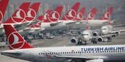 ترکیش ایرلاین تا اول خرداد پروازهایش را تعلیق کرد
