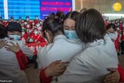 آغاز دوباره زندگی در ووهان چین پس از قرنطینه (+عکس)