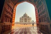 معرفی تاج محل: آگرا، هند + تصاویر