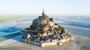 معرفی مونت سن میشل: نرماندی، فرانسه + تصاویر