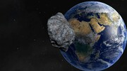 یک سیارک بزرگ به اندازه ساختمان امپایر استریت از کنار زمین عبور میکند