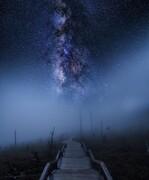 عکس های شگفت انگیز در شب | آسمان شب فقط سیاهی نیست | شکار لحظههایی در عکاسی که دیگر امکان پذیر نیست
