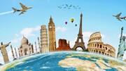 چه عواملی باعث میشود یک مکان به مقصدی گردشگری تبدیل شود؟ | برخی از جاذبه های گردشگری بیش از حد معروف هستند