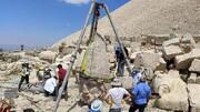 مجسمه ۲ هزار ساله هراکلس در ترکیه چطور از واژگونی نجات یافت؟