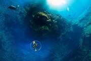 بزرگترین عکس پانورامای زیر آب جهان از دریاچه ای در بزریل